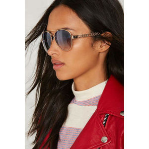 Nasty-Gal-Who-039-s-That-Sky-Aviator-Shades